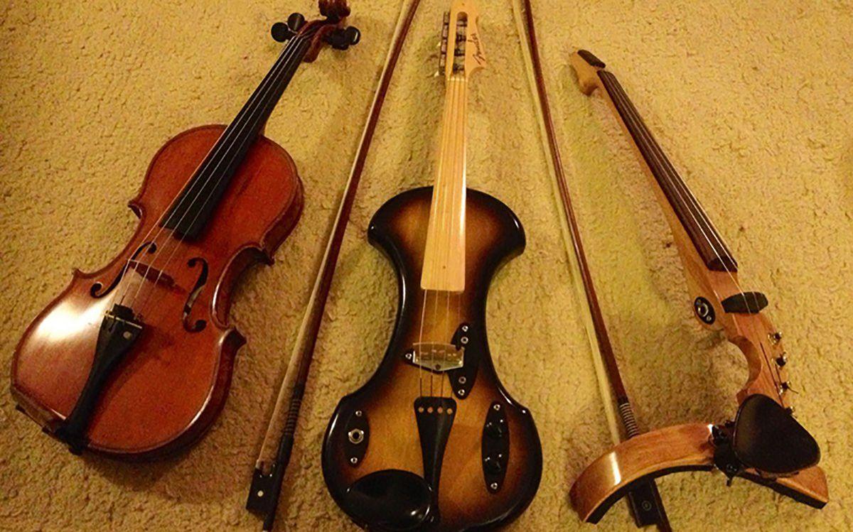 violin điện tử