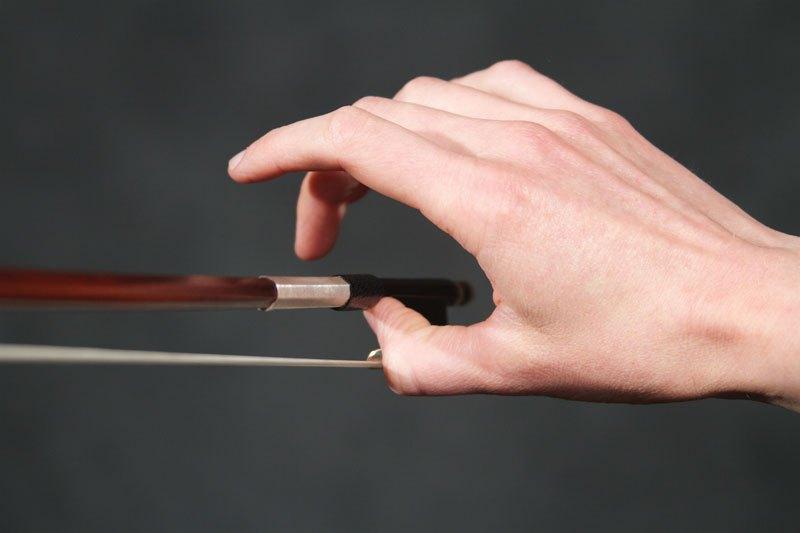 cách cầm vĩ đàn violin