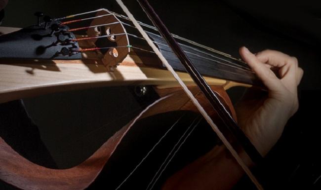 cách kéo đàn violin