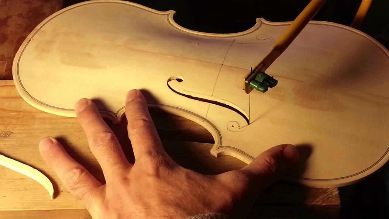kỹ thuật làm đàn violin