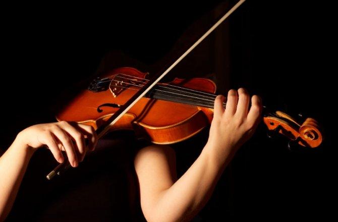 đàn violin cổ điển