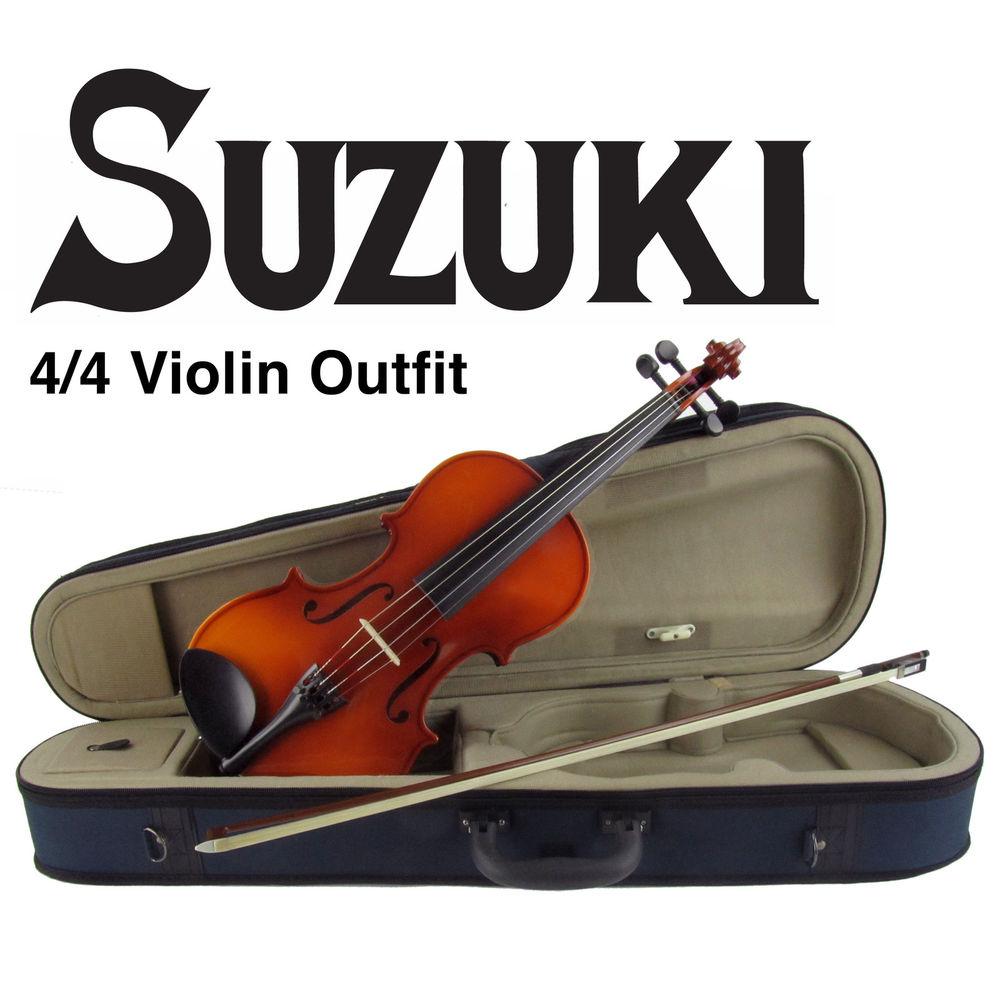 đàn violin của hãng suzuki nhật bản
