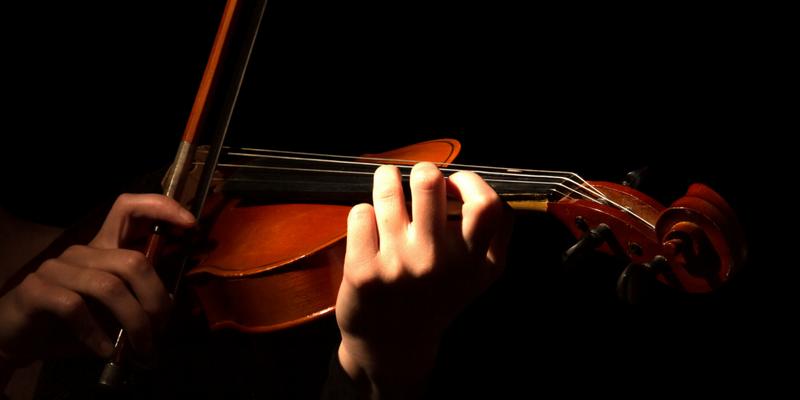 sự tỉ mỉ và chi tiết khi thực hành violin