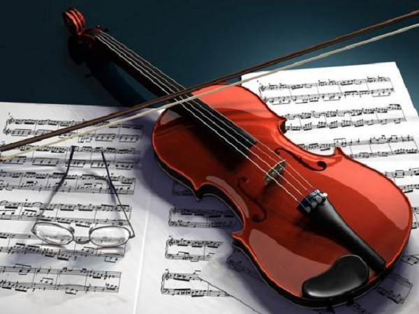 phân bố thời gian thực hành violin