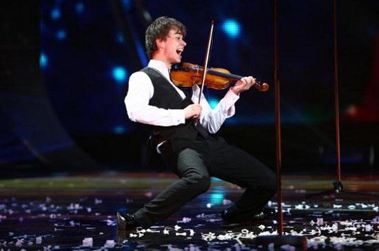 tinh thần khi luyện đàn violin