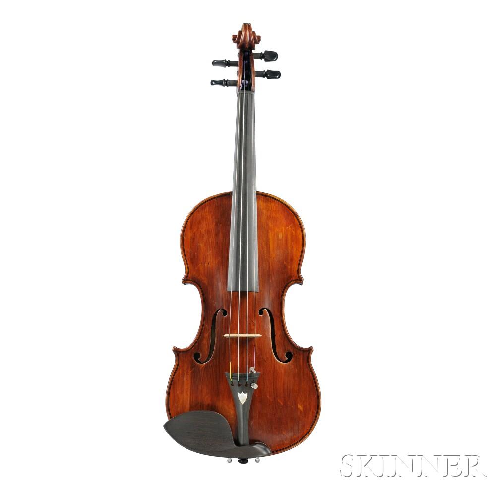 đàn violin hiện đại