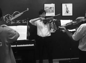 lớp học violin o ho chi minh