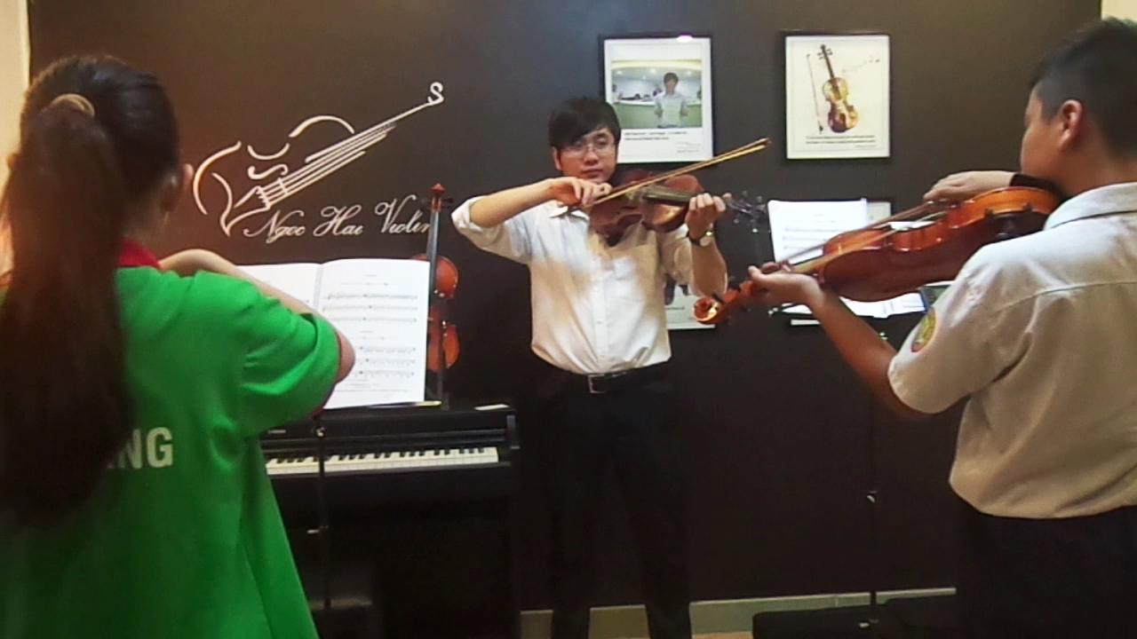 Học Đàn Violin – Ngọc Hải Violin