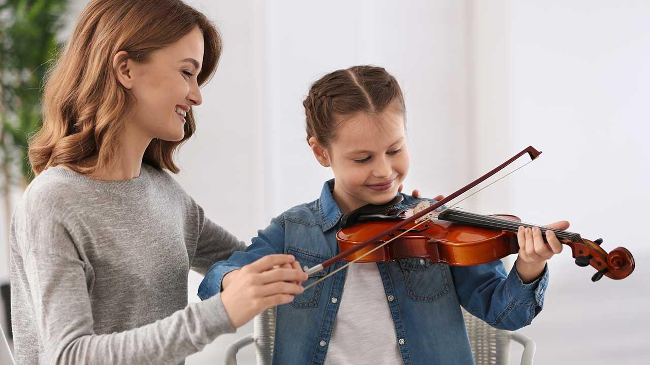 khó khăn khi học violin