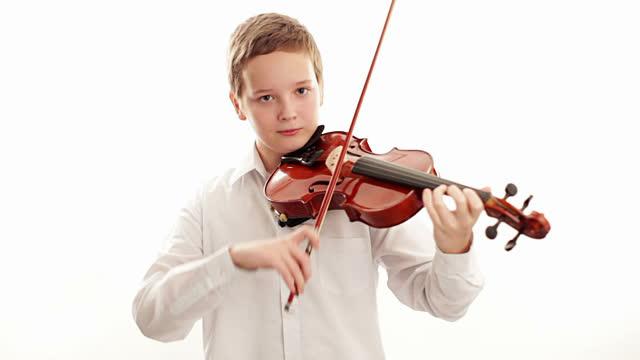 tư thế chuẩn cầm đàn violin