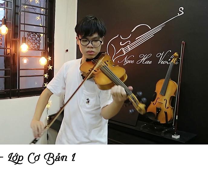 Kiss The Rain - Violin